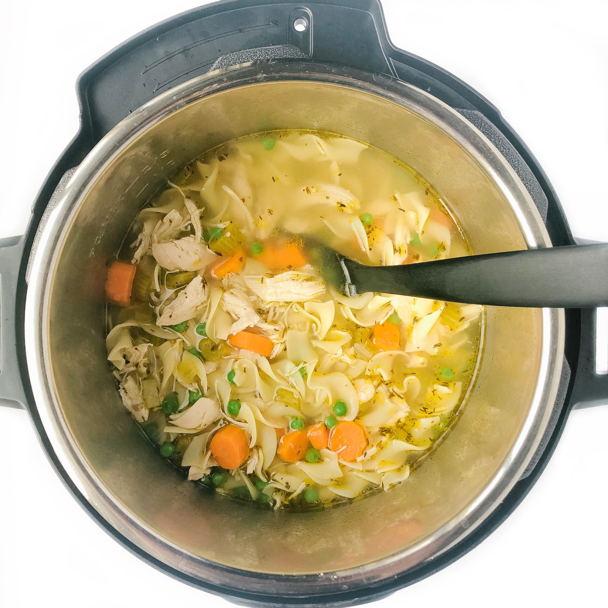 Recipe Review – Instant Pot Chicken Noodle Soup