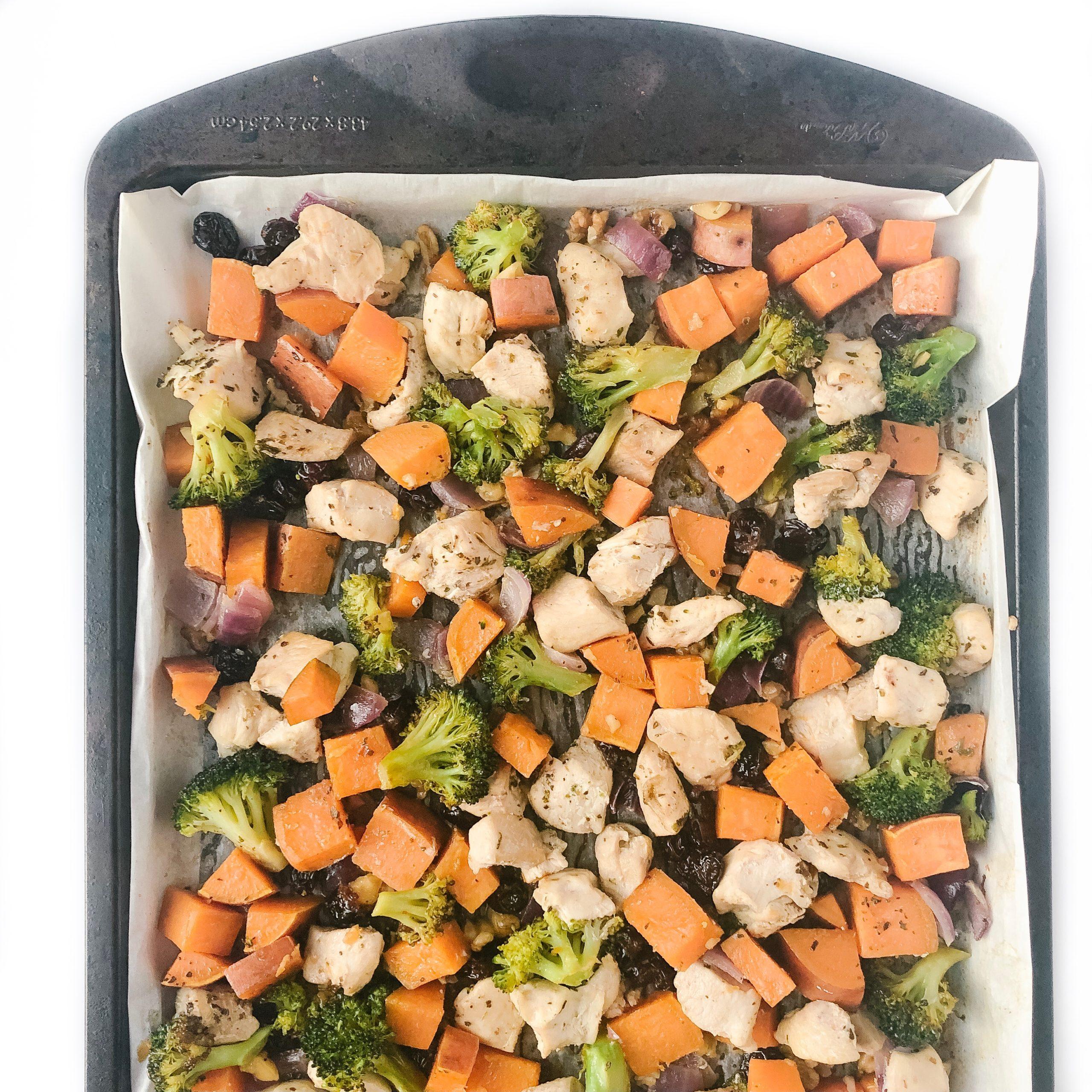 Recipe Review – Sweet Potato Broccoli Chicken Bake