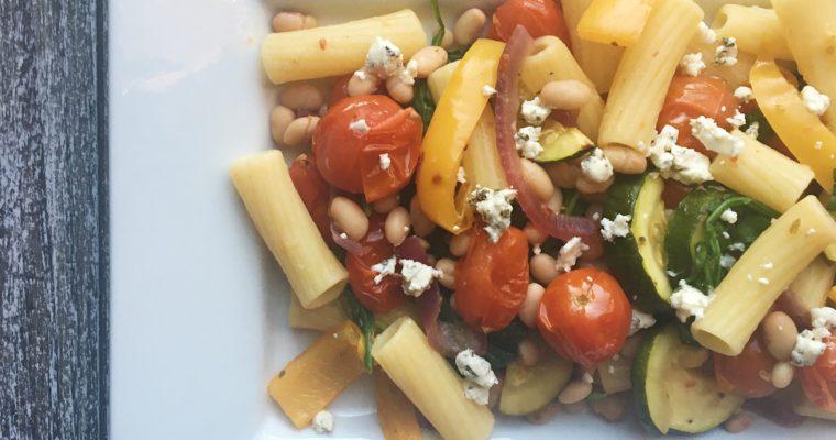 Recipe Review – Mediterranean Grilled Vegetable Rigatoni