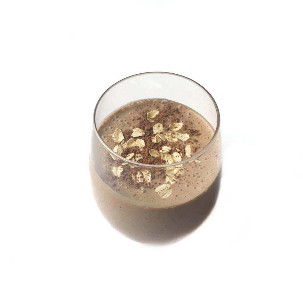 oatmeal cookie smoothie