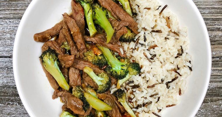 Recipe Review – One Skillet Mongolian Beef with Broccoli