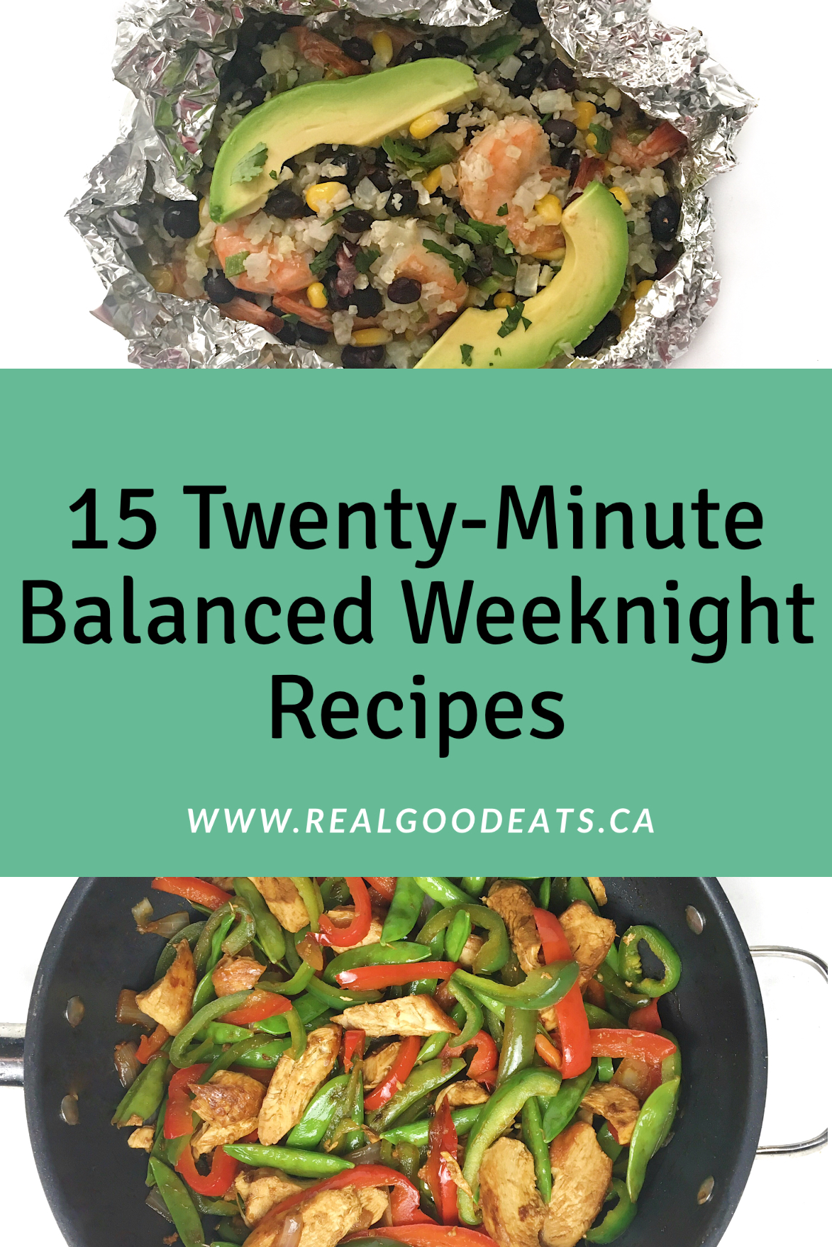 20-minute healthy dinner recipes
