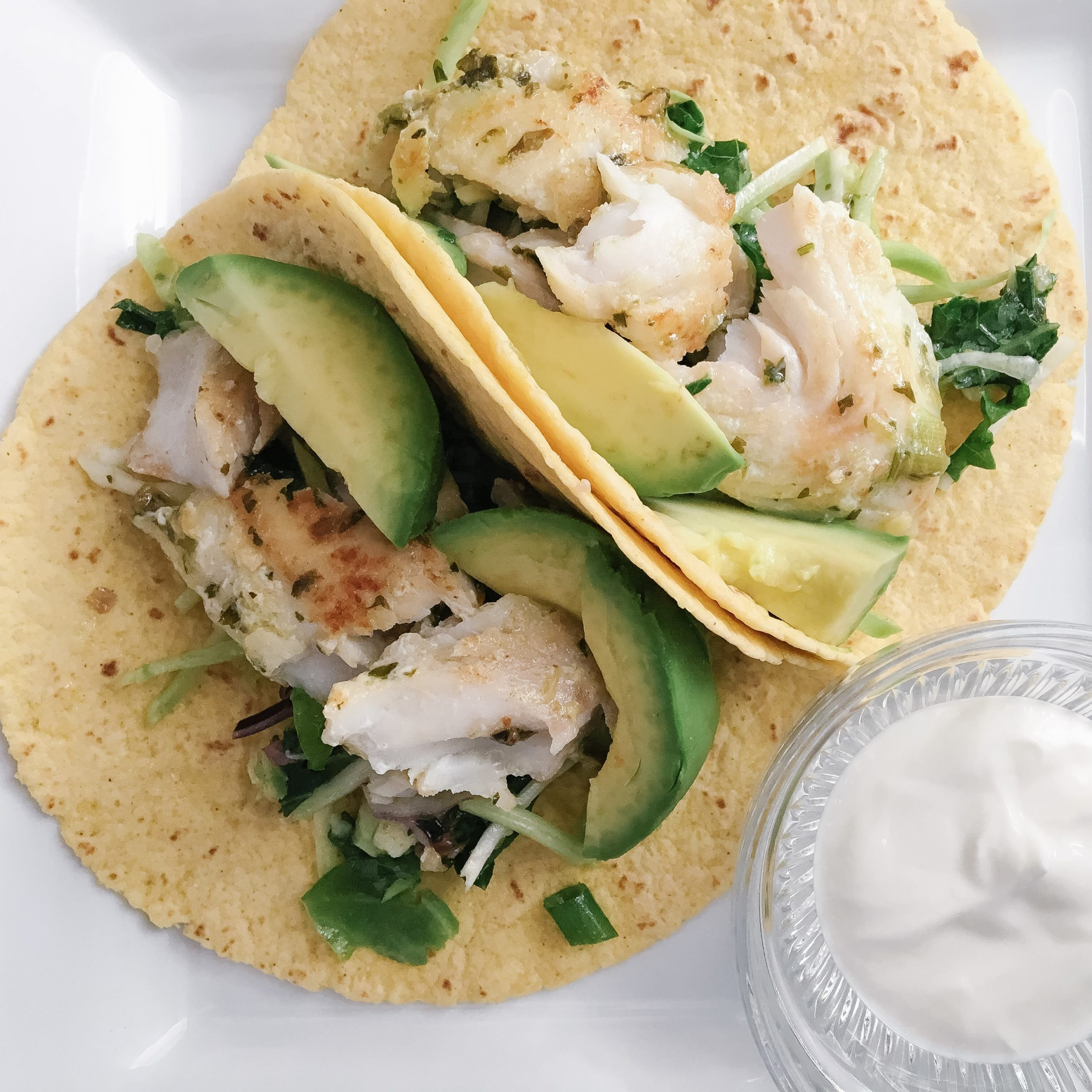 Recipe Review – Halibut Fish Tacos with Slaw