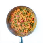 Quick and Easy Veggie Loaded Lentil Curry