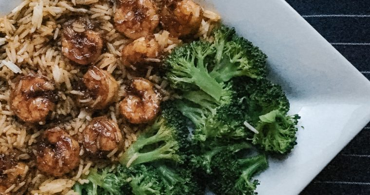 Recipe Review: 20-Minute Honey Garlic Shrimp