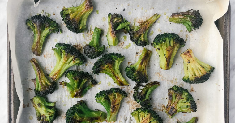 Best Way to Cook Frozen Broccoli – Roasted Frozen Broccoli Recipe