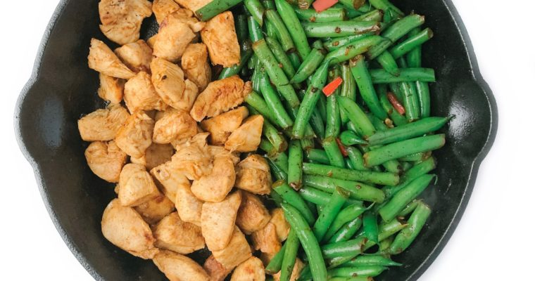 Recipe Review – Spicy Green Bean Chicken Skillet