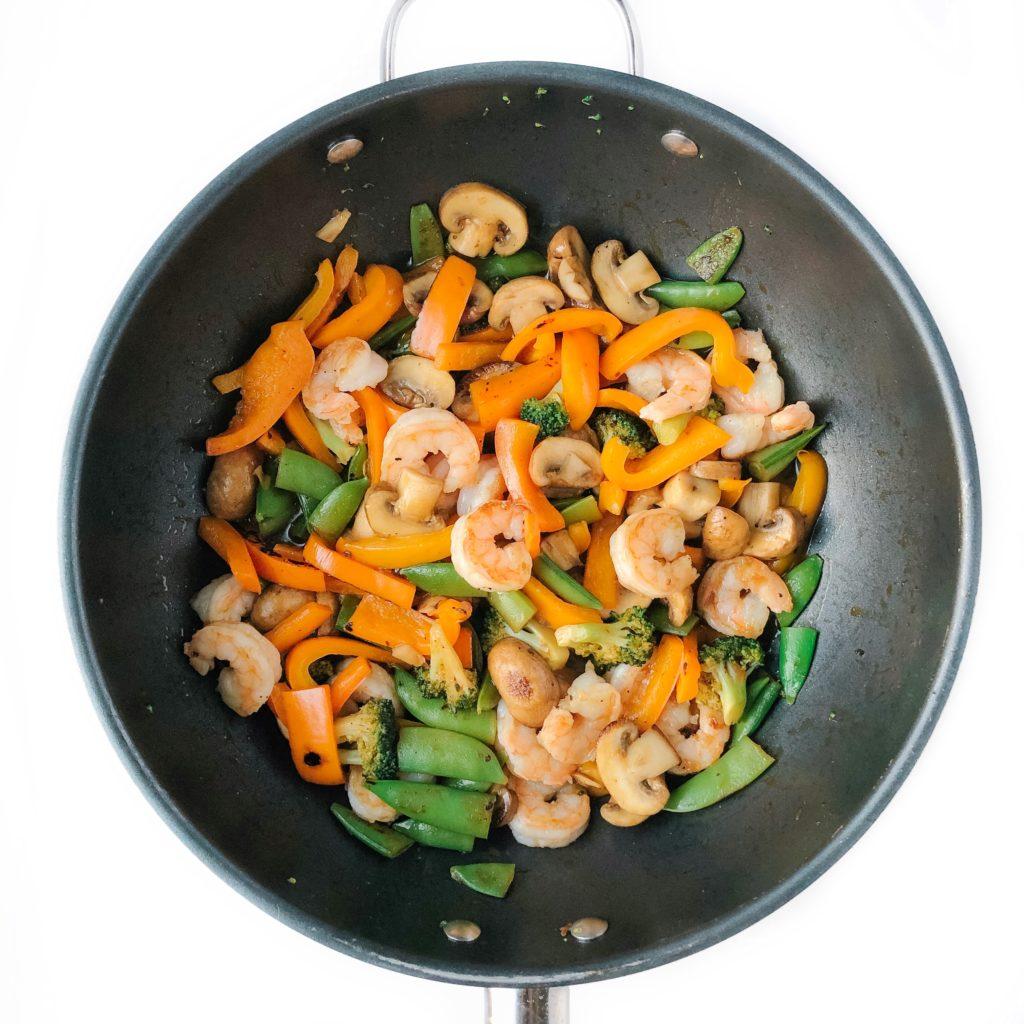 catch all meal ideas - stir fry