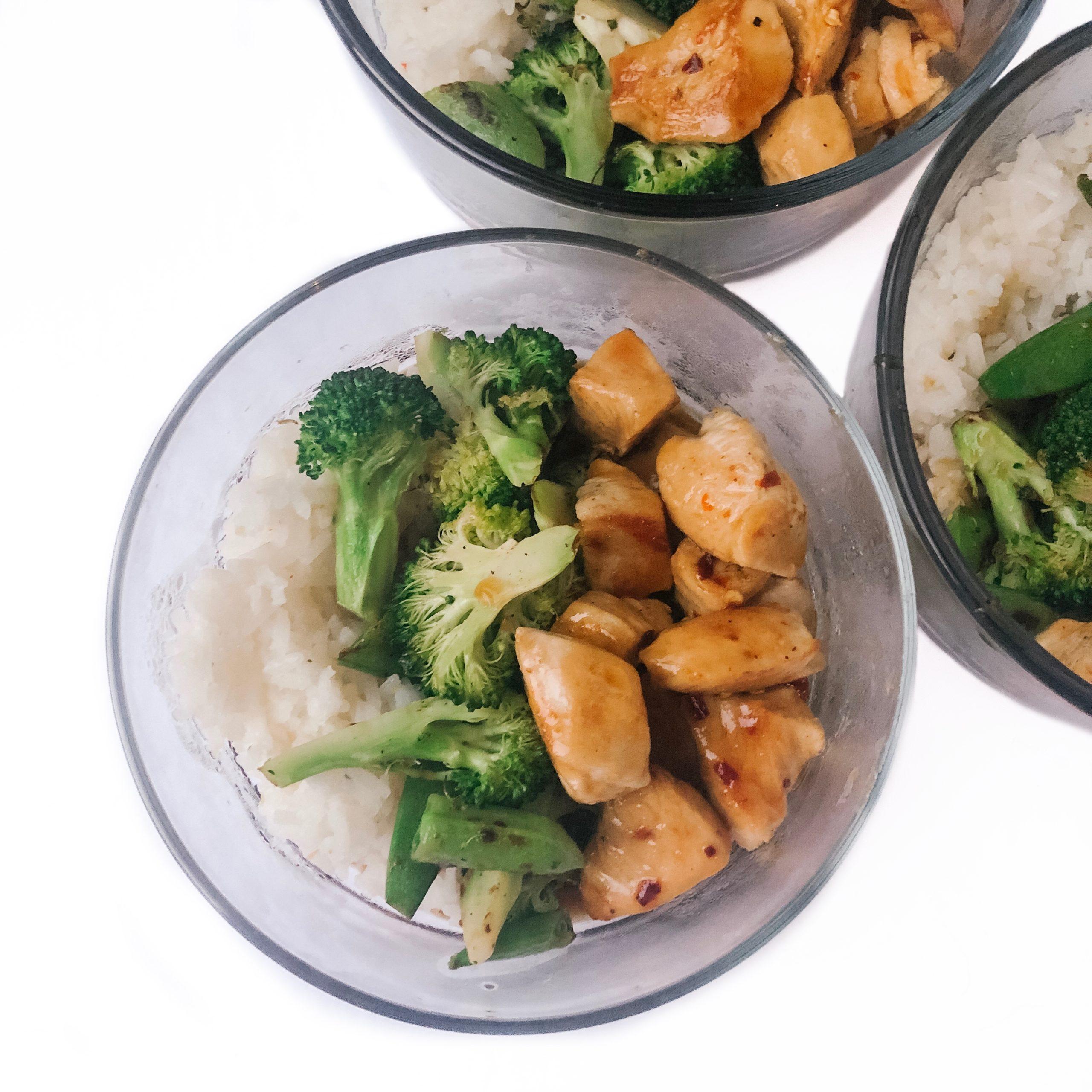 Recipe Review – Honey Sesame Chicken Bowls