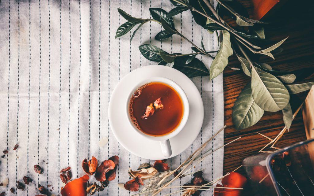 ways to use leftovers - tea
