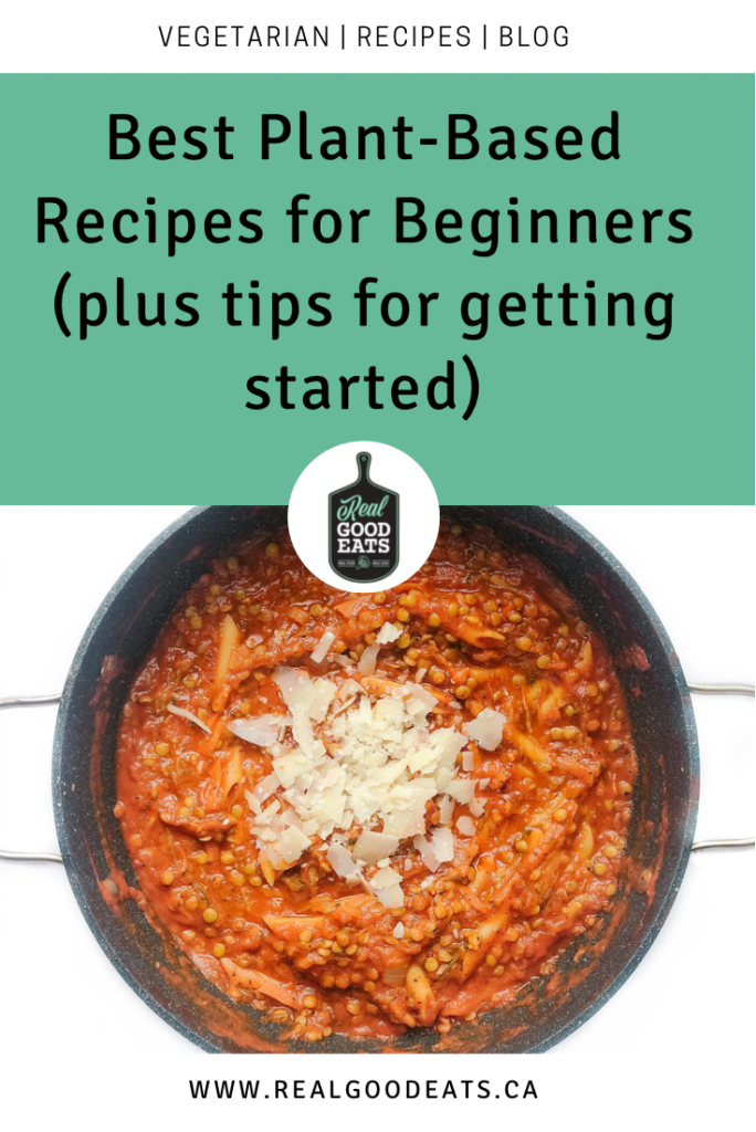 Best plant-based recipes for beginners