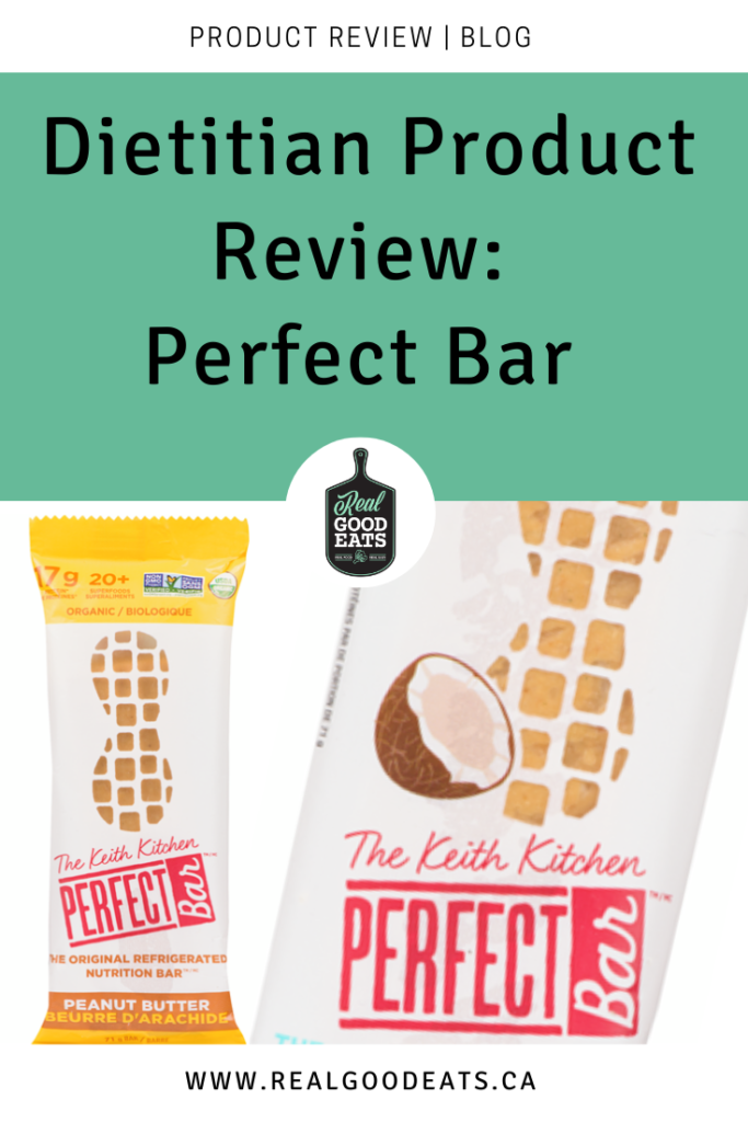 perfect bar dietitian review