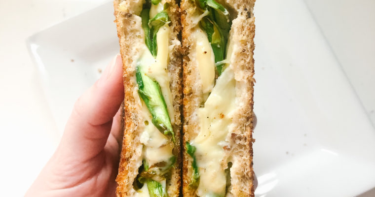 Healthy Veggie Loaded Grilled Cheese Recipes