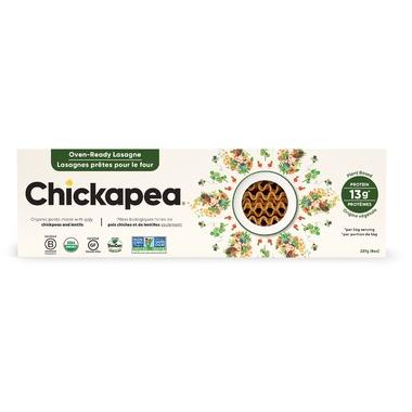 Chickapea Lasagne Noodles – Dietitian Review