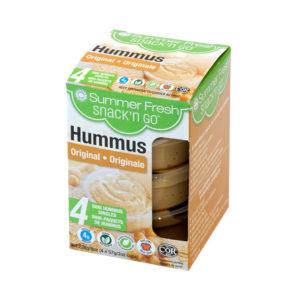 individual hummus packs