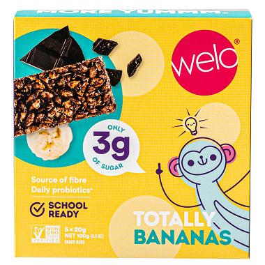 best nut-free granola bars - welo school safe bars